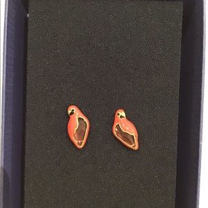 Kate Spade bird earrings